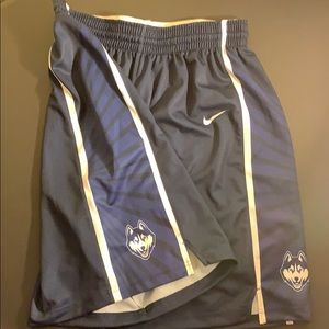 NWT UCONN Women's Basketball Shorts